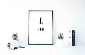 "Inspirational Poster ""Love"""
