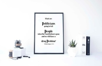 Inspirational Poster, What are politicians going to tell people when the