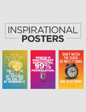 Inspirational Posters (3-pack)