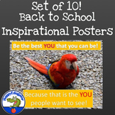 Inspirational Posters - Bird Theme Set 1