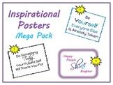 Inspirational Posters Mega Pack