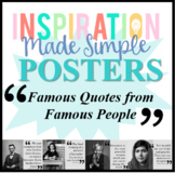 Inspirational Posters--Famous Quotes