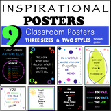 Inspirational Posters Middle School and High School
