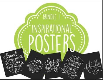 photograph regarding Free Printable Inspirational Posters known as Inspirational Posters, Motivational Posters, Printable Artwork, Inspirational Qutoes