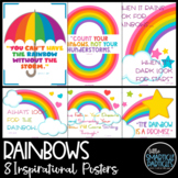 Inspirational Posters - Rainbows