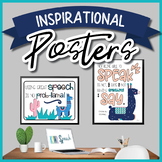 Inspirational Posters for Classroom Decor: Llama