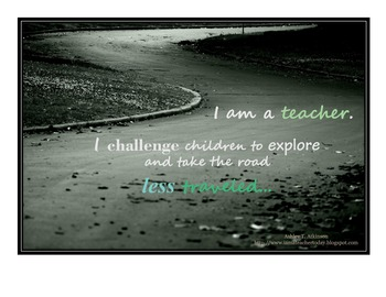 Inspirational Posters for Teachers