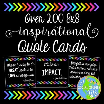 Growth Mindset and Inspirational Quotes Posters