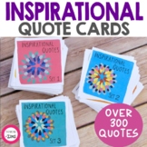 Inspirational Quote Cards Complete Set (Bundle)