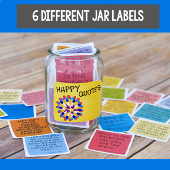 Inspirational Quote Cards for Students- Watercolor Collection
