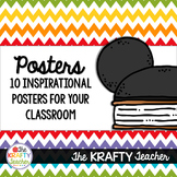 Inspirational Quote Printable Posters