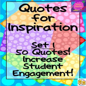 Growth Mindset Posters - Train the Brain with Inspiring Discussions!! Set 1
