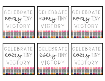 Inspirational Quote Posters Vol. 2 (EDITABLE)
