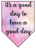 Inspirational Quotes Banner