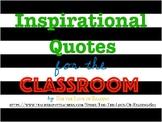 Inspirational Quotes Bold Design