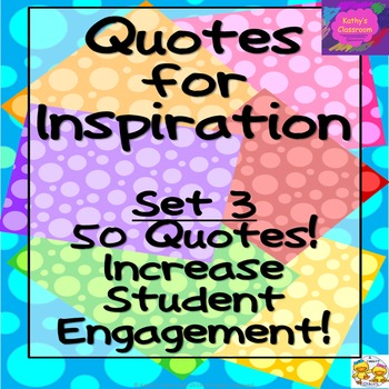 Growth Mindset Posters - Train the Brain with Inspiring Discussions!! Set 3