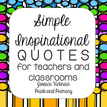 Inspirational Quotes Posters!