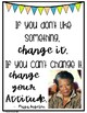 Inspirational Quotes Posters: Influential Women