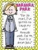 Inspirational Quotes Set II {Children's Authors Edition}