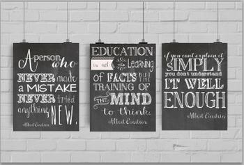 Inspirational Quotes from Albert Einstein