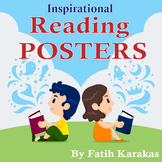 Inspirational Reading Posters | CLASSROOM DECORATION