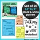 Inspirational & Seasonal Quote Posters for SLPs - Bundle