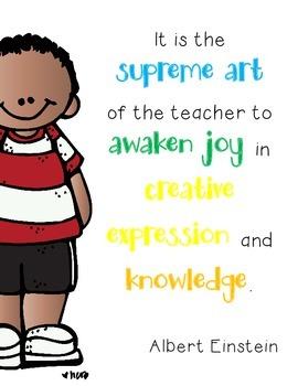 Inspirational Teacher Quotes