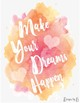 Inspirational Watercolor Posters