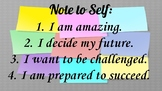 Inspirational and Positive Quotes or Phrases