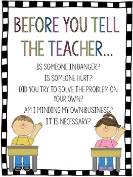 Inspirational and Useful Classroom Posters