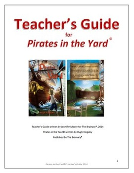 Pirates in the Yard - Inspiring Elementary Readers to Become Creative Thinkers