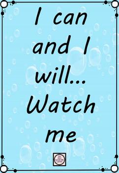 Inspire Me Posters - Soap Bubbles Set