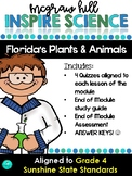Inspire Science Assessments - GRADE 4, FLORIDA'S PLANTS AND ANIMALS