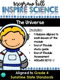 Inspire Science Assessments - GRADE 4, THE UNIVERSE
