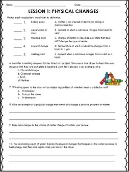 Inspire Science Assessments - GRADE 5, MODULE 2