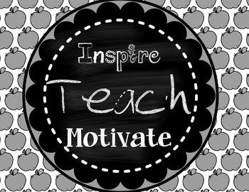 Inspire Teach Motivate