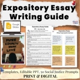 Social Justice Expository Essay: Complete Writing Guide + 50 Powerful Prompts