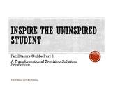 Inspired the Uninspired