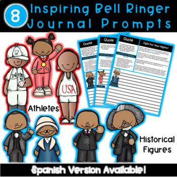 Inspiring Bell Ringer Journal Prompts for Black History Month