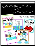 Inspiring Classroom Art Prints | Quotes