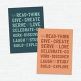 Inspiring Creative Words