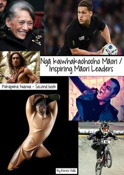 Inspiring Māori Leaders / Ngā kaiwhakaohooho Māori Pukapuka tuarua - Second book
