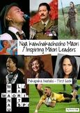 Inspiring Māori Leaders / Ngā kaiwhakaohooho Māori, Pukapu
