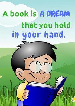 Inspiring Quotes About Reading for Kids and Students! by Yanglish