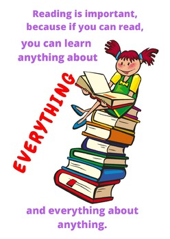 Inspiring Quotes About Reading For Kids And Students By Yanglish