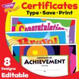 Inspiring Quotes Award Certificates | Multipack | Print & Digital