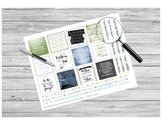 Inspiring Teacher Quotes Sticker PRINTABLE for Teacher Planners