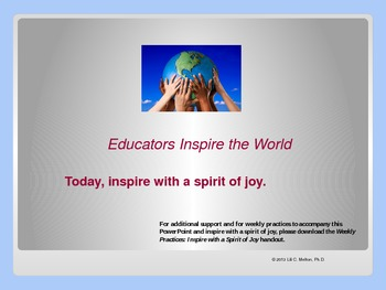 All-year-long Motivation: Inspiring with the Spirit of Joy