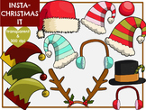 Insta-Christmas It (Add to Any of Your Clip Art)