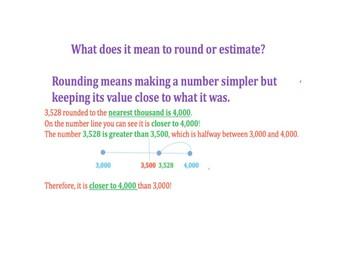InstaChart Round Decimals